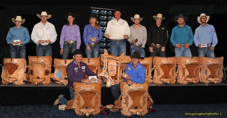Australian Professional Rodeo Association Champions